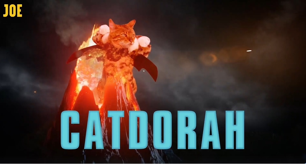 Siena as Catdorah 2019