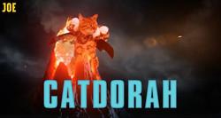 Siena as Catdorah 2019