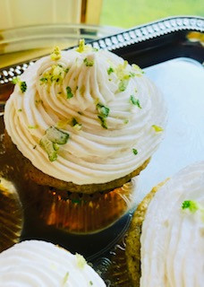 Vegan Margarita Cupcakes
