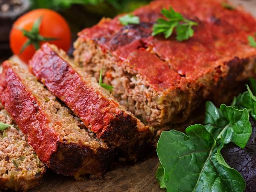 Easy Vegan Meatloaf