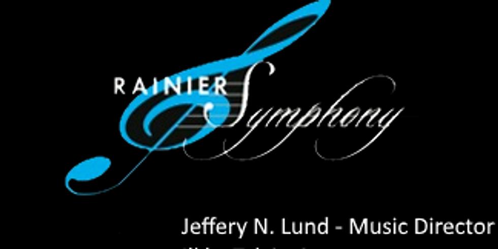 April 7th: Rainier Symphony