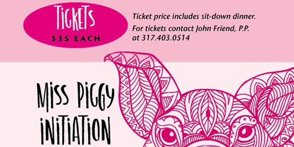Little Pig Initiation