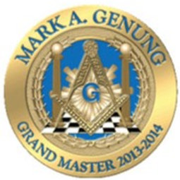 "2014 ""PGM Mark Genung's Pin"""