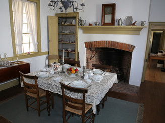 Schofield House - Dining Room