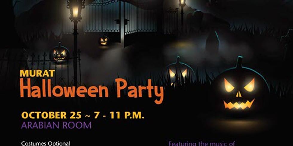 Murat Halloween Party