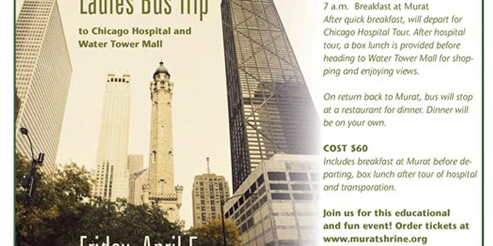 Ladies Bus Trip | Chicago
