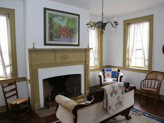Schofield House - Front Living Room