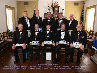 Charter Officers