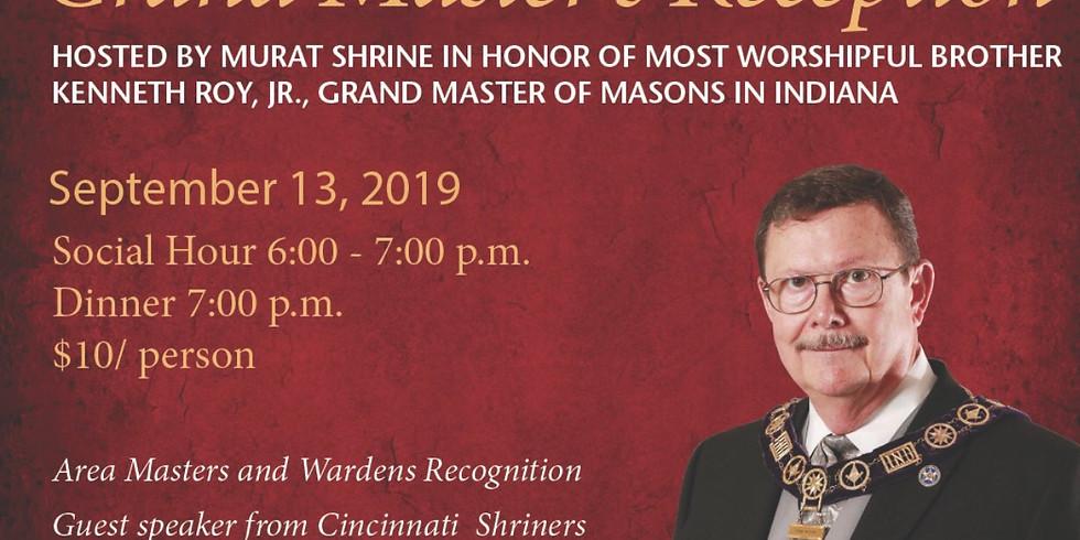 Grand Master's Reception