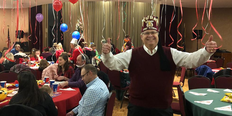 2020 Murat Kid's Christmas Party