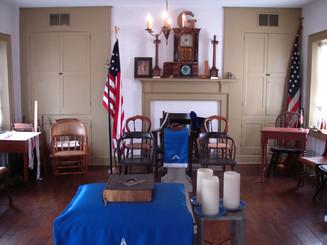Schofield House - Lodge Room East