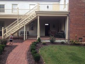 Schofield House - Porch