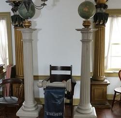 Schofield House - Lodge Room West