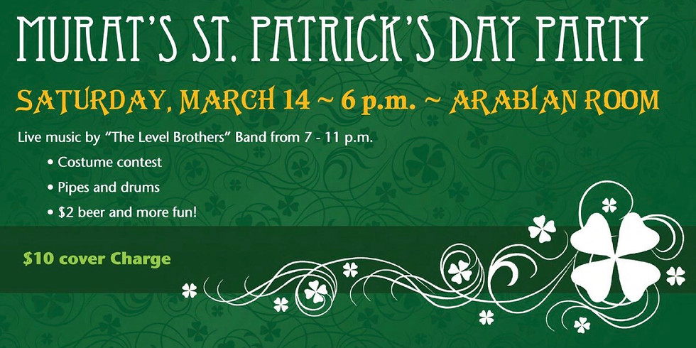 St. Patrick's Day with Murat Highlanders