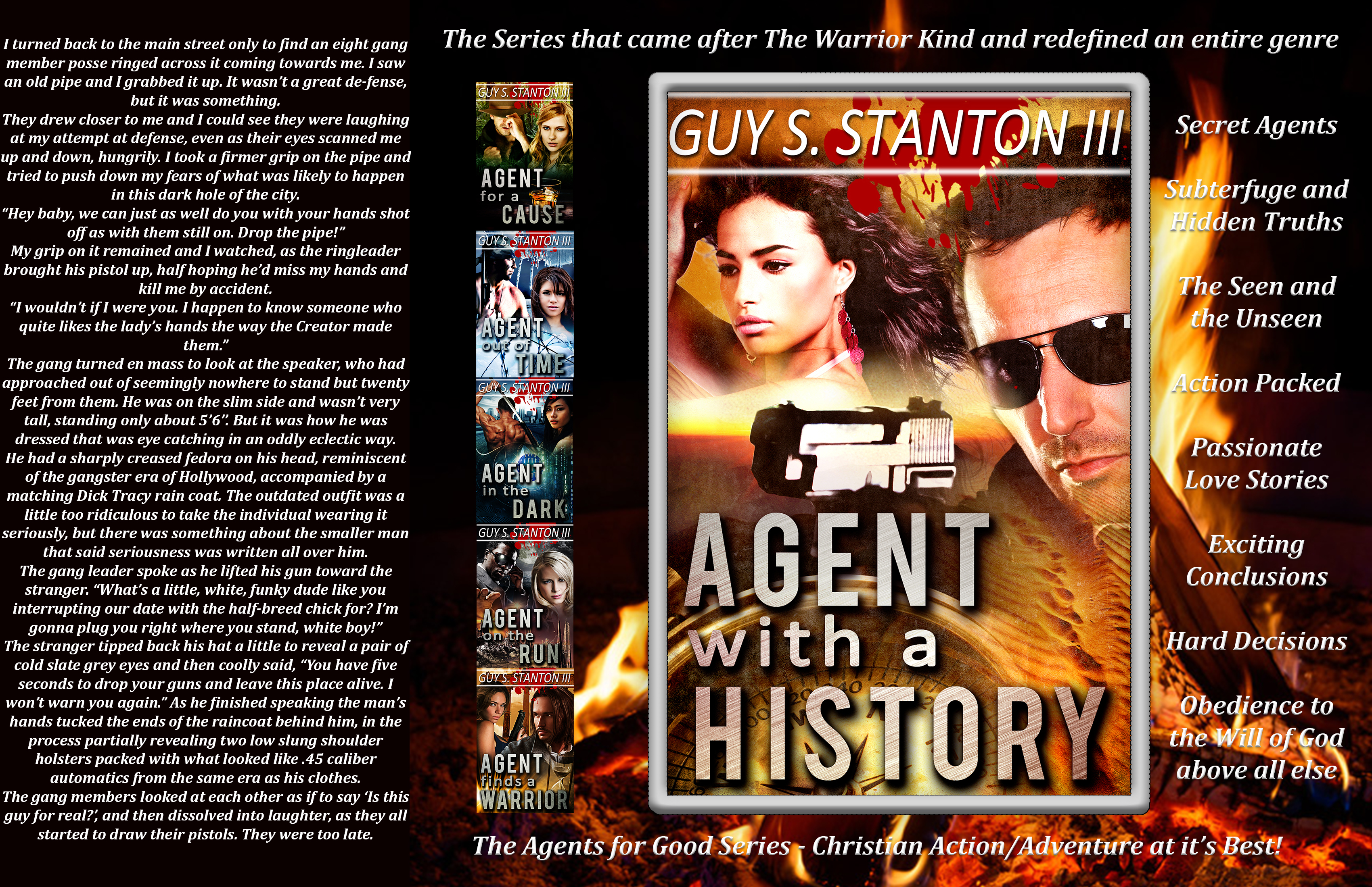 The Agents for Good series