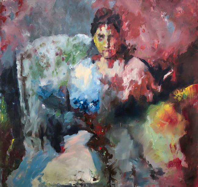 Study of lady Agnew