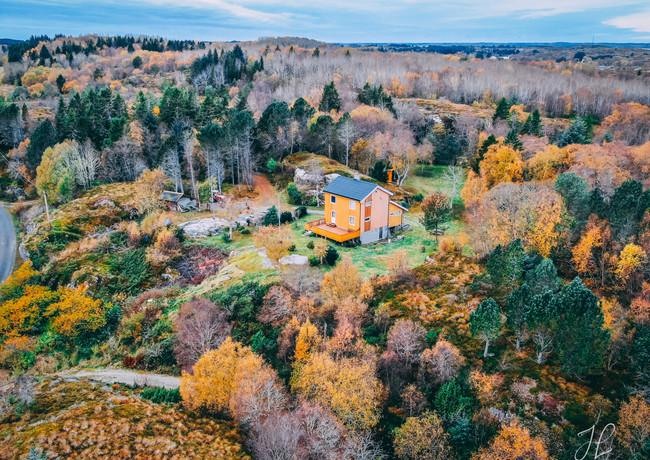 Hitra Automn Norway