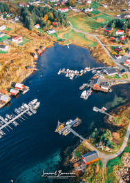 port Hamarvik Norway