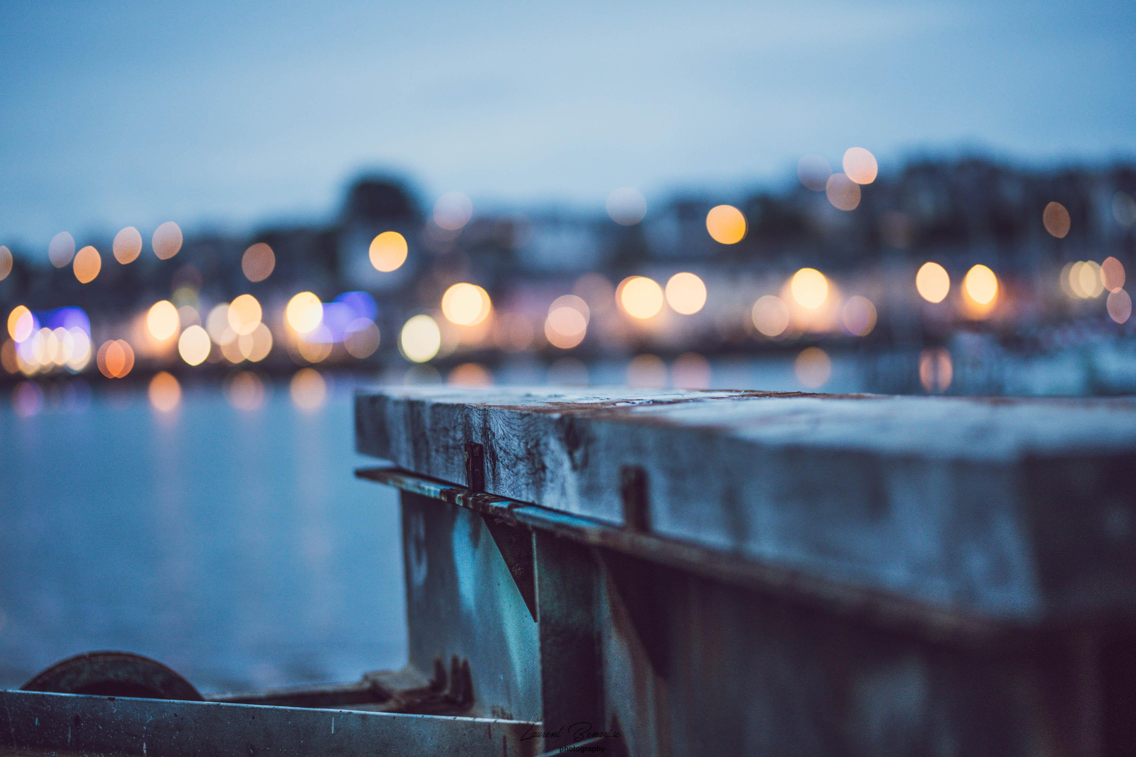 vue sur le port camaret sur mer
