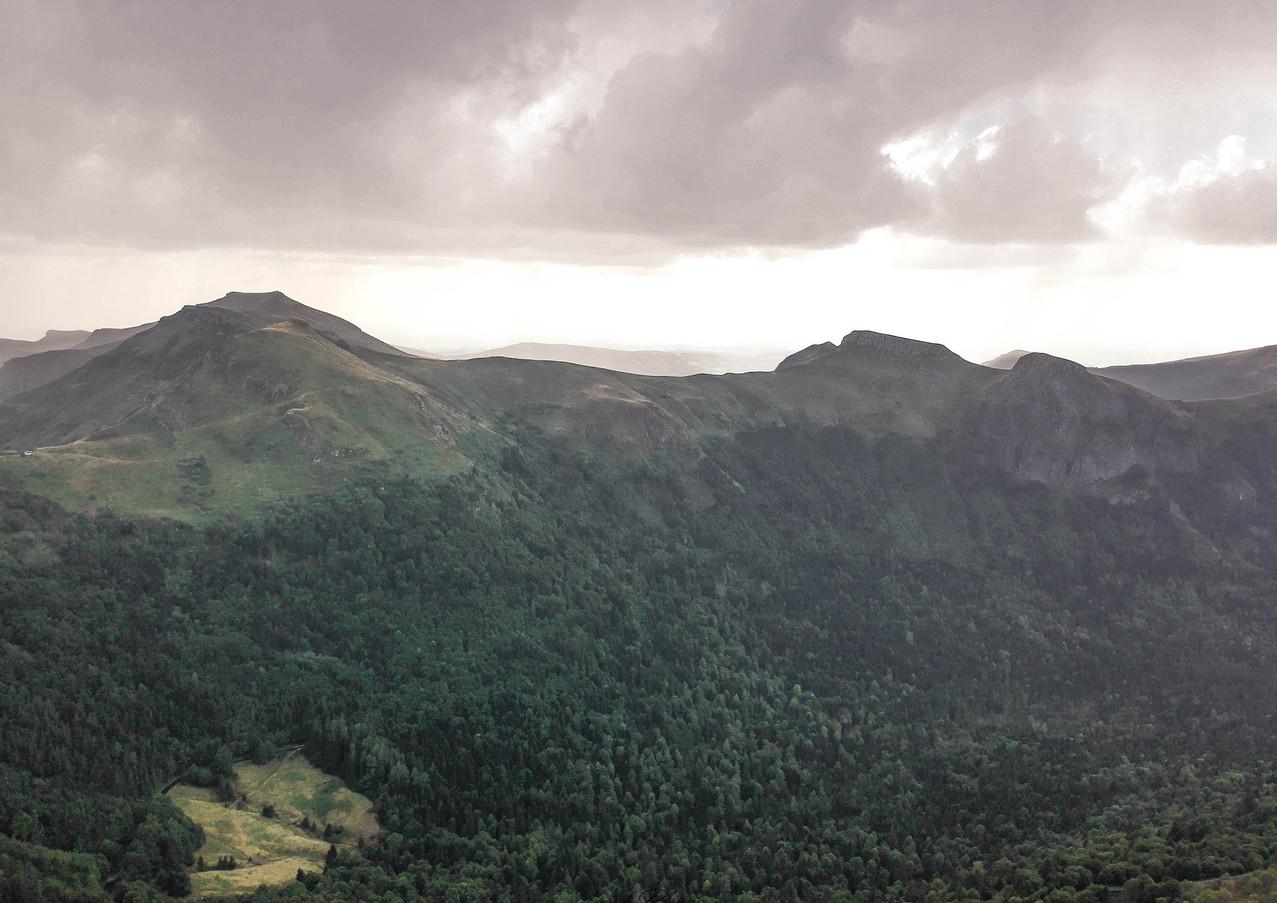 Chaîne de Montagne du Puy Mary