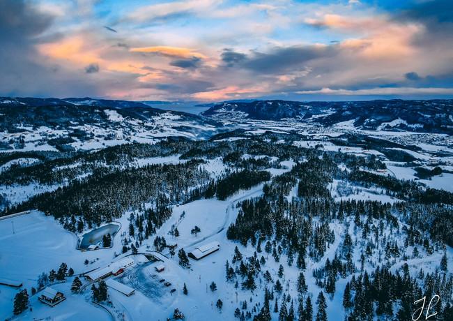 Knyken Skisenter Norway