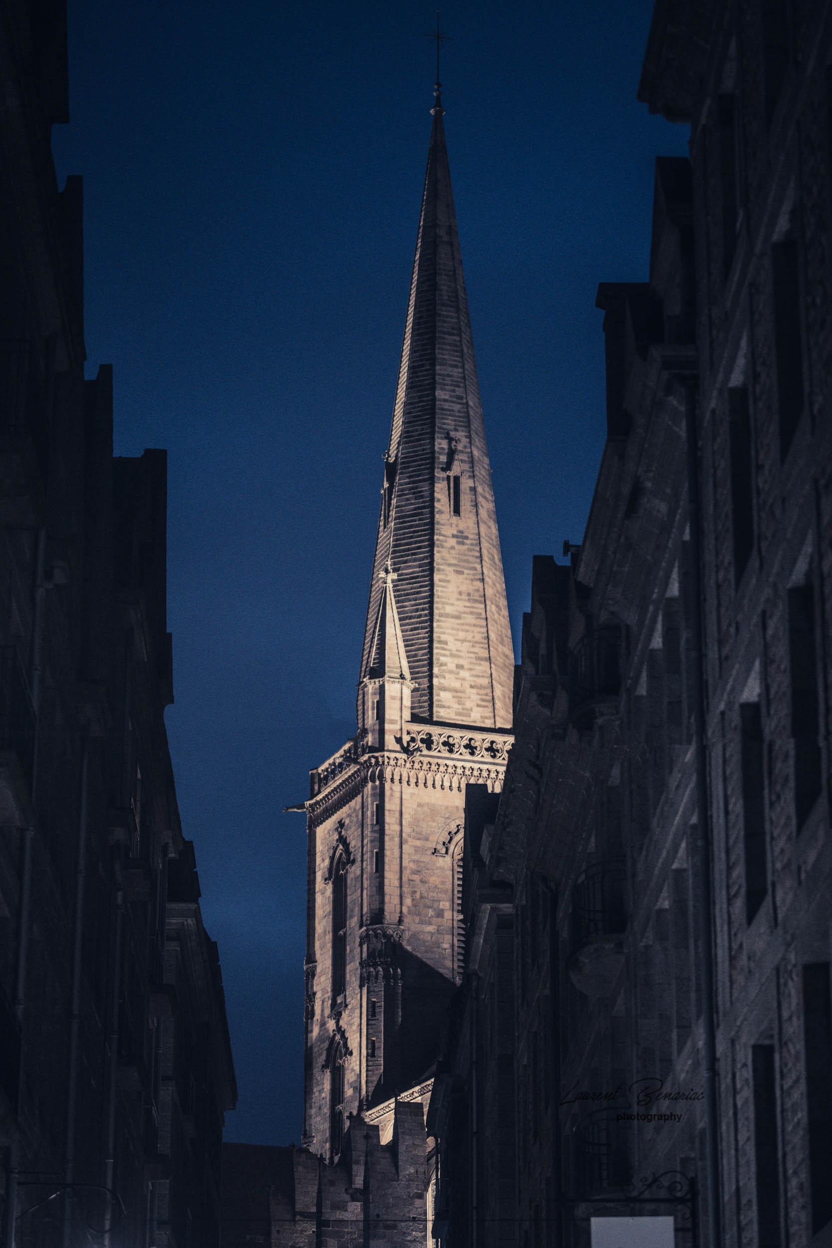 Cathédrale à intra-muros