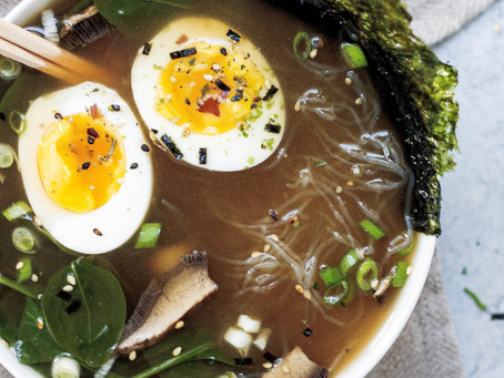 In-the-moment miso soup
