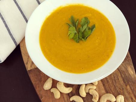 Pot of gold soup
