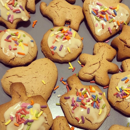 Holiday (and everyday) sugar cookies
