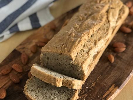 Back-to-school gluten-free sandwich bread