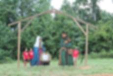 giant nativity