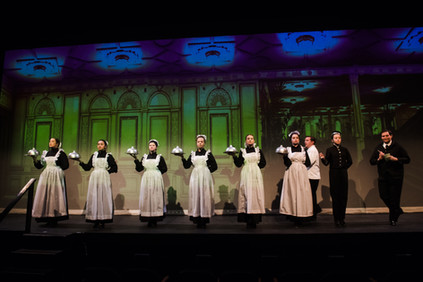 First Class Dining Staff - Titanic the Musical