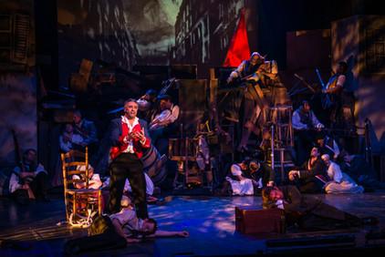 """Bring Him Home""  - J.P. Gedeon as Jean Valjean"