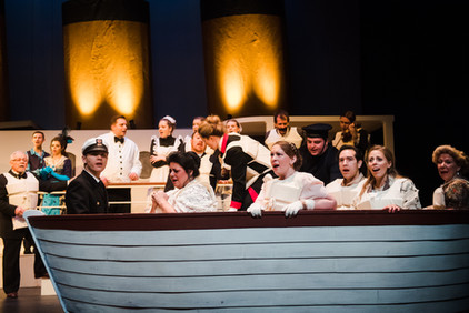 To the Lifeboats - Titanic the Musical