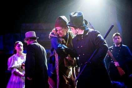 Javert and Thenardier