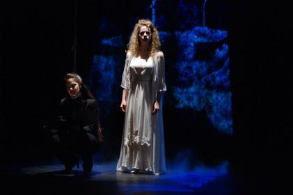 Bathory and her vampiress