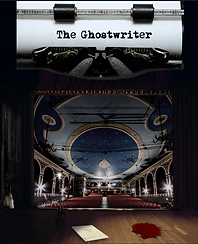 Concept Art for The Ghostwriter by Alexander Galant