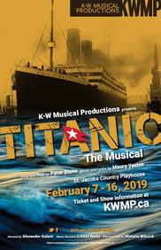 KWMP Titanic Poster