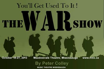 The War Show!
