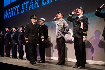 Titanic crew - Titanic the Musical