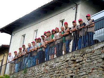 Squadra di innestatori, Bio-Service, Arnulfo, Monforte, Innesti, Sovrainnesti, Vite, Viticoltura