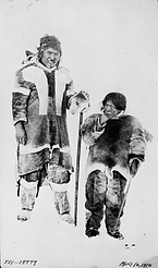 Copper Inuit Overcoat (National Archives