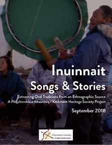 Inuinnait Songs & Stories Coverpage.png
