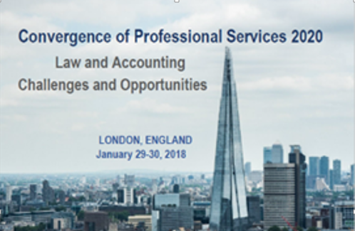 Convergence of Professional Services 2020 – Law and Accounting