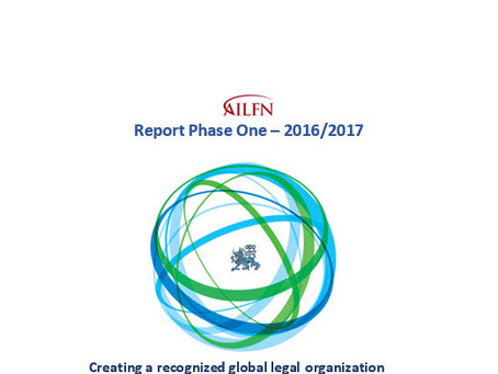Phase One - 2016-2017 AILFN Report