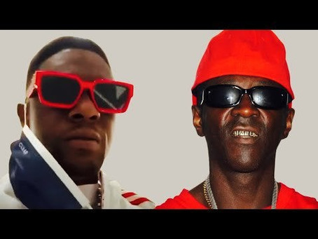 Flavor Flav Responds to Boosie Falsely Being Mistaken for Him in an Airport