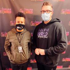 IamDjRo & Ben ( Owner Of Selfie World)