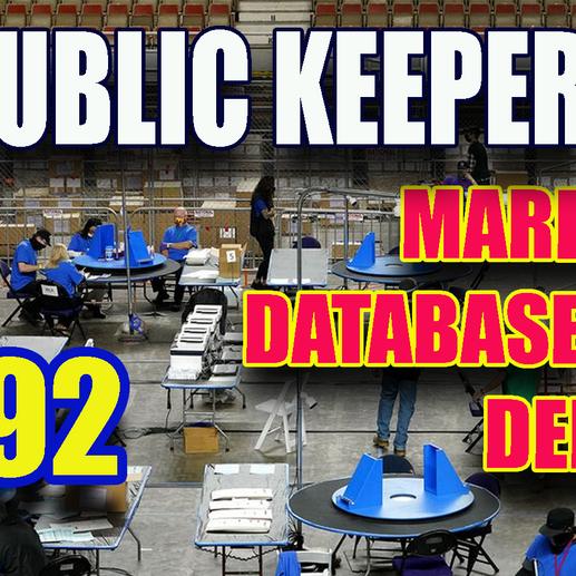 292 - Maricopa Databasa WAS deleted -