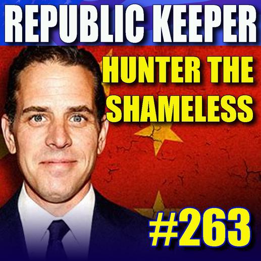 263 - Hunter the Shameless