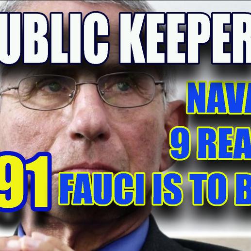 291 - Navarro: 9 Reasons it's Fauci's Fault